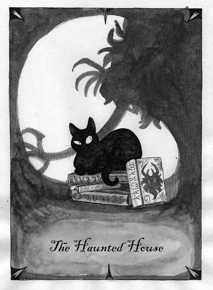 LB Pg93 The Haunted House by Tundradrix