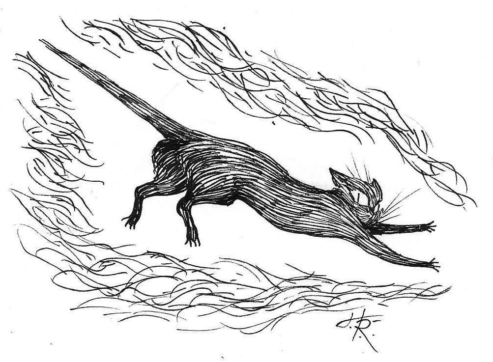 Inktober Swift by Tundradrix
