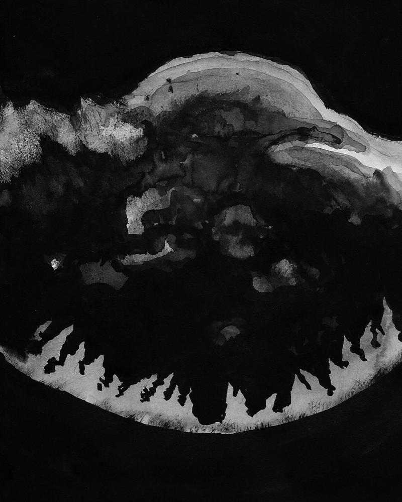 Inktober Cloud by Tundradrix