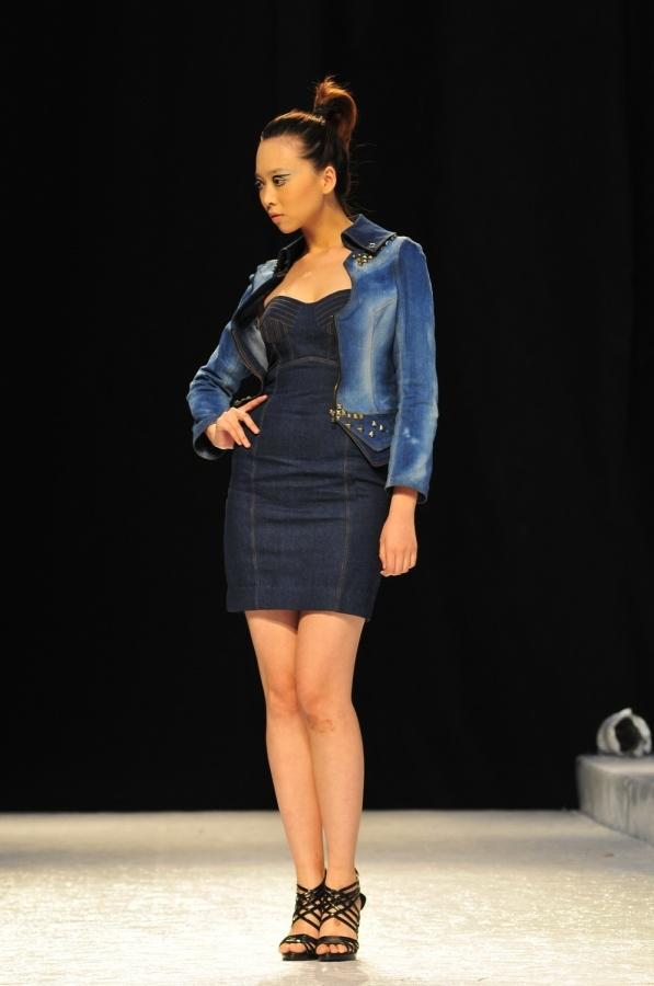 denim casual wear fashion show by ruohshiang on deviantart