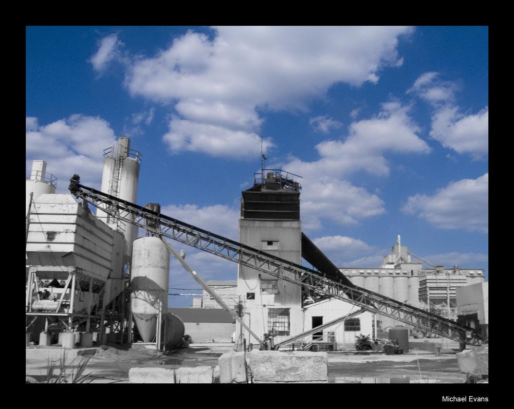 Old cement factory by magic6435 on deviantart - Old cement factory turned home ...