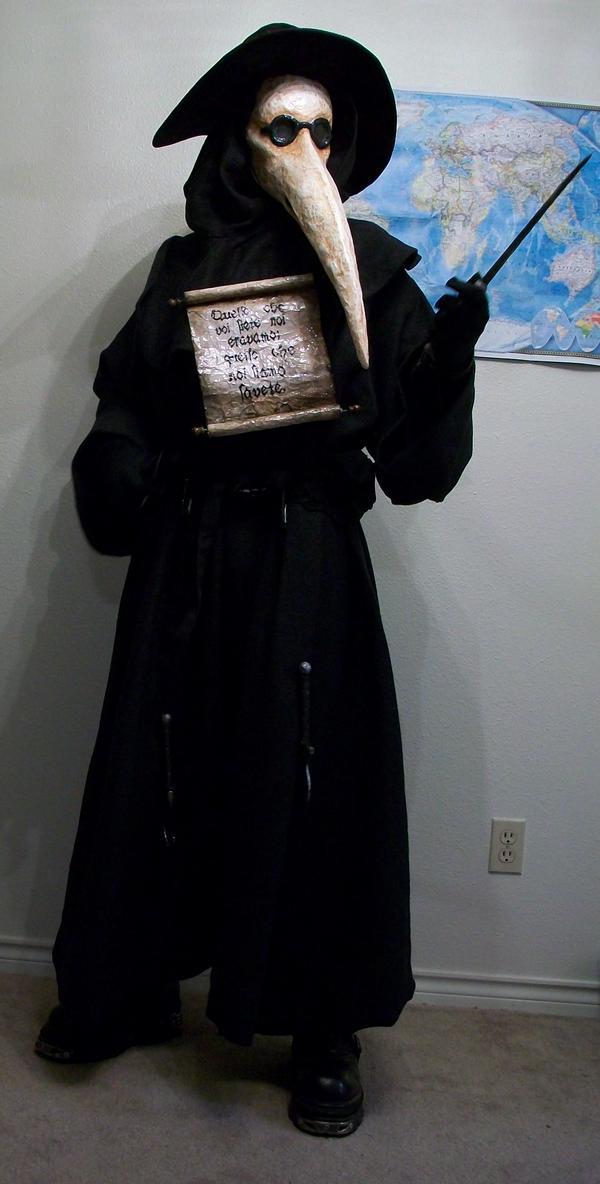 Plague Doctor 3 by BurzumFen on deviantART
