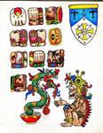 Mayan Heiroglyphics