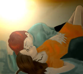Lay down with me by Calleria