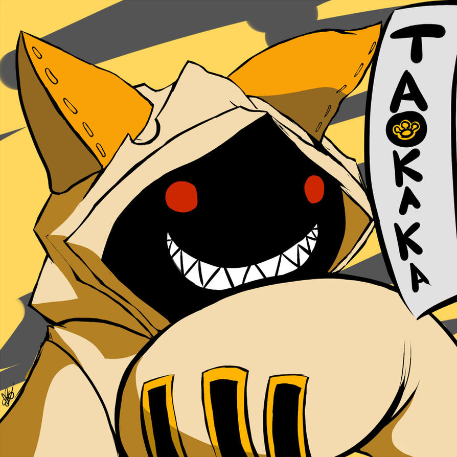 Taokaka~ by ninjaEliXD
