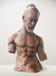 Wet Clay render tutorial... the cover page by Pablander