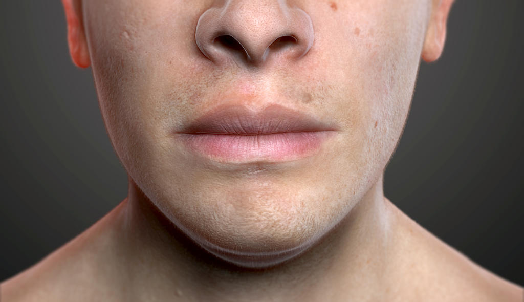 ZBrush Skin Material and Single Pass BPR by Pablander
