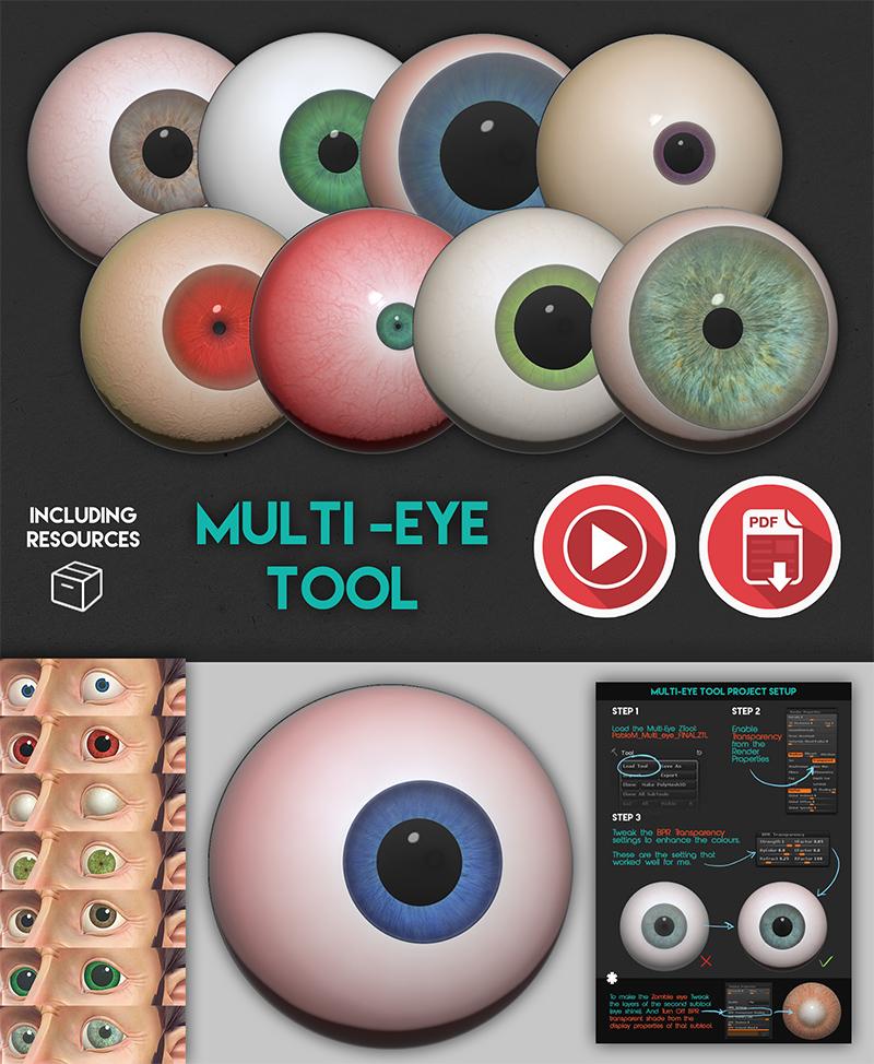 Multi-Eye ZTool by Pablander