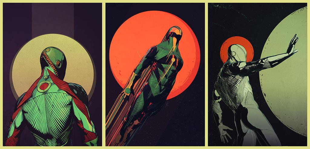 Comic tutorial covers - help me choose one! by Pablander
