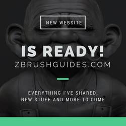 ZBGs new website ready by Pablander