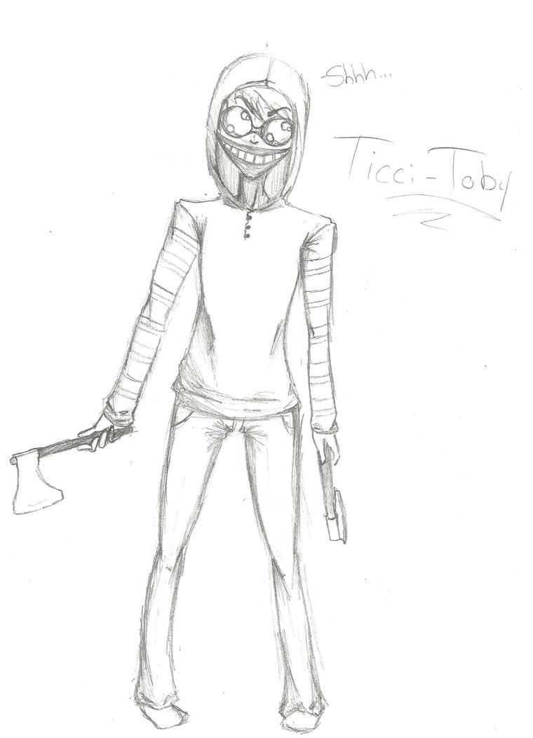 Ticci-Toby (WIP) by 69emptysouls on DeviantArt