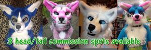 Head Commissions