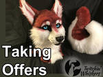 Taking Offers
