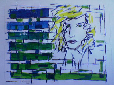 Portrait 1 by xanatalio