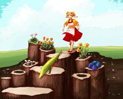 The Garden by Aerija