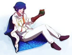 Winter Prince Inigo by Aerija
