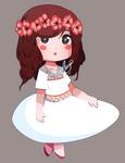 Poppy Princess Redesign by Aerija