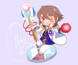 Happy Birthday, Inigo!
