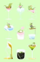 Crocodile Drinks