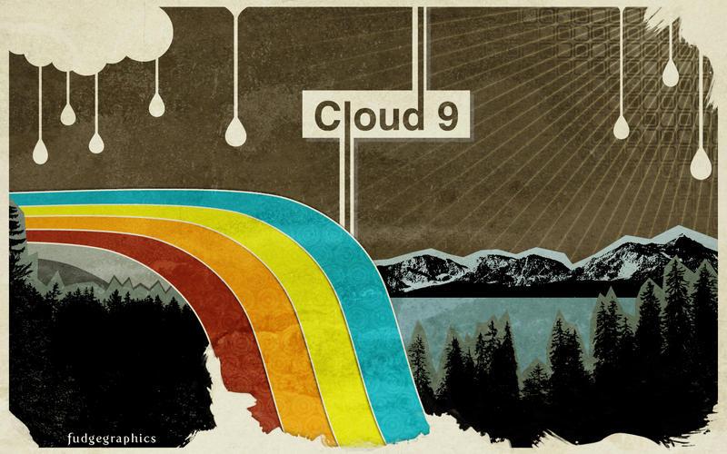 cloud 9 by fudgegraphics