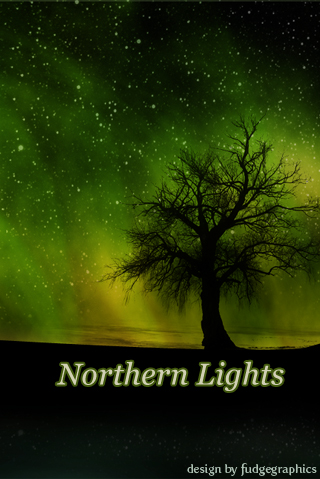 Northern Lights IPhone By Fudgegraphics ...