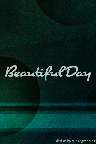 download Beautiful Day Wallpaper for iPhone