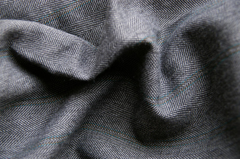Dating fabric by width
