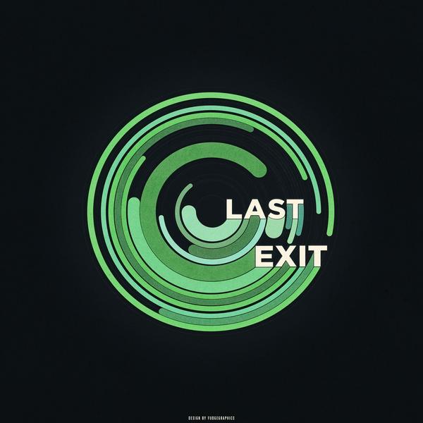 Last Exit iPad Wallpaper by fudgegraphics