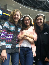 Singing national anthem at a monarch game :)