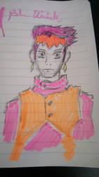 Rohan 'qt' Kishibe by Oclictis1