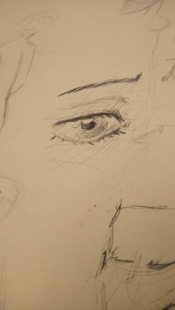 Eye (old) by Oclictis1