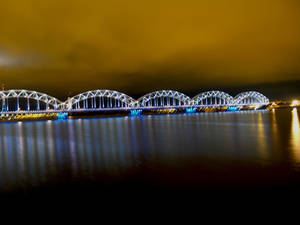Bridge of Riga
