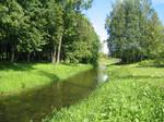 The small river - Varnele