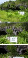 Batman's secret lair...