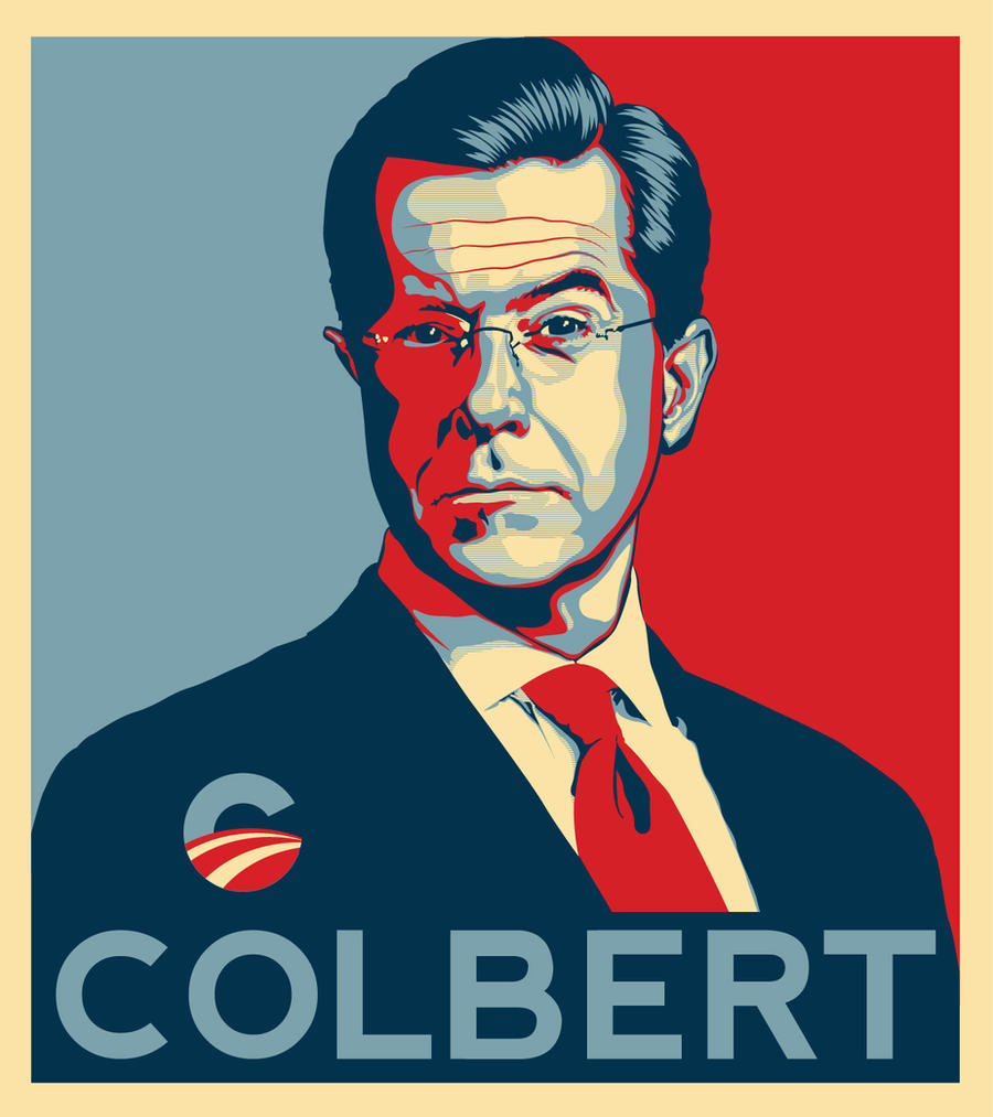 Colbert Nation by garrett-btm