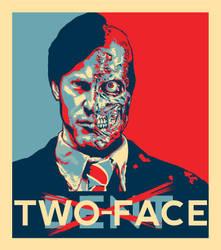 Two Face by garrett-btm