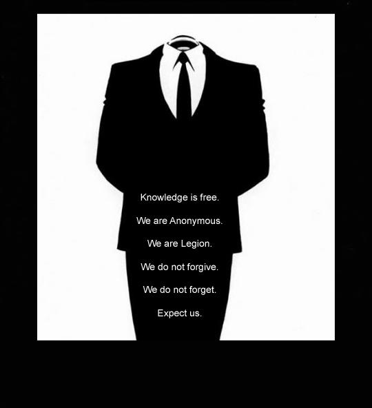 Anonymous by SpherePhoenix1990