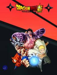 Luffy, Goku, and Naruto