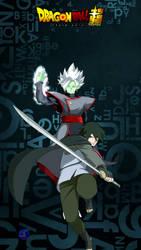 Sasuke and Zamasu