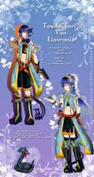 DA Fantasia- Touda by Akari-Scifo