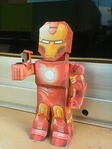 Ironman Mark 3 Rocket Launching version by asirbachan
