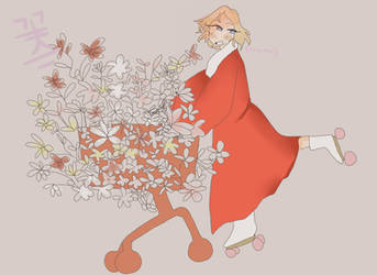 bloom by wiicynical