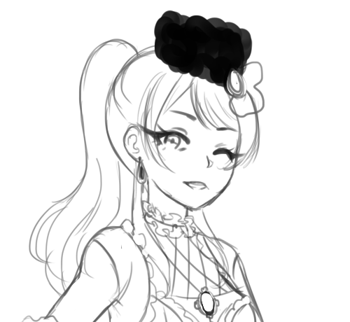 Sketch For Da 3 by Hichiyan