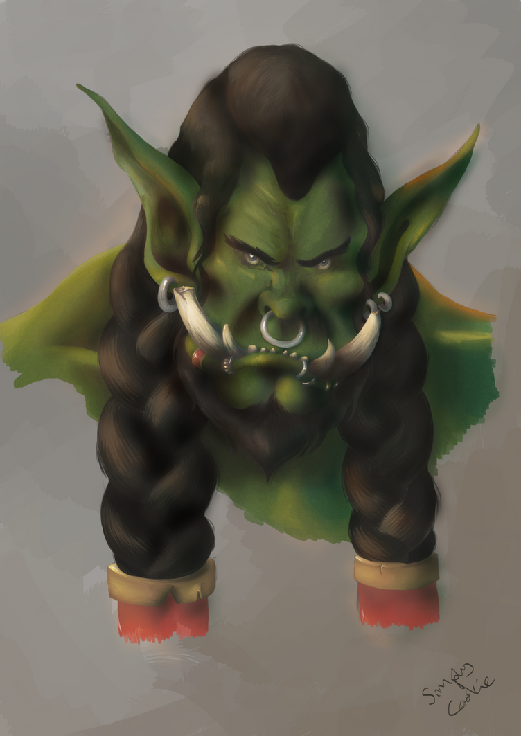 Warcraft III, Thrall: ''I am the Warchief'' by SimplyCookie