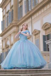 You shall go to the ball - Ella (Cinderella 2015) by zeropuntosedici
