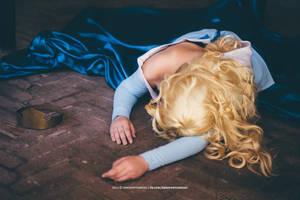 Aurora - Sleeping Beauty by zeropuntosedici