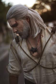 Geralt of Rivia - The Witcher 3: Wild Hunt