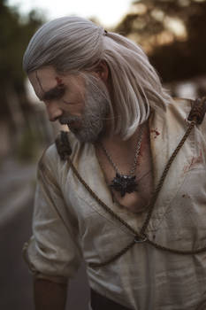 Geralt of Rivia - The Witcher 3: Wild Hunt