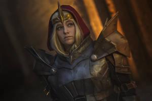 Dragon Age 2 - Meredith Stannard by zeropuntosedici