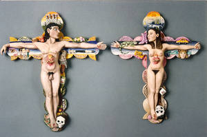 Crucified Couple